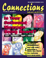 November 2002 issue of Connections Magazine