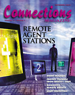 September 2003 issue of Connections Magazine