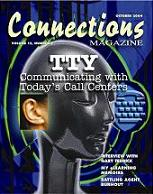 October 2004 issue of Connections Magazine