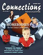 October 2007 issue of Connections Magazine