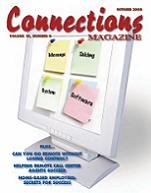 October 2008 issue of Connections Magazine