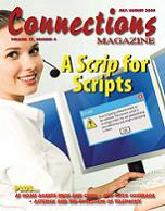 Jul/Aug 2009 issue of Connections Magazine