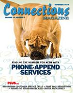September 2010 issue of Connections Magazine