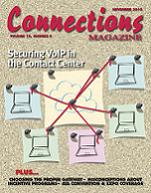 November 2010 issue of Connections Magazine