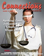 October 2011 issue of Connections Magazine