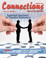 Jan/Feb 2012 issue of Connections Magazine