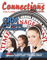 April 2012 issue of Connections Magazine